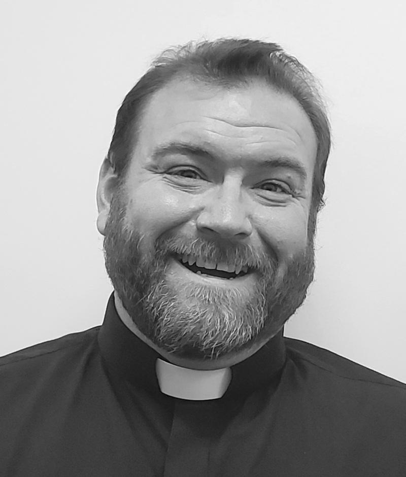 Jim Perra, Rector of Grace Episcopal Church, Traverse City, MI